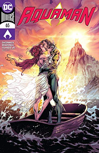 Aquaman 2016: Chapter 31 To End (English Edition)