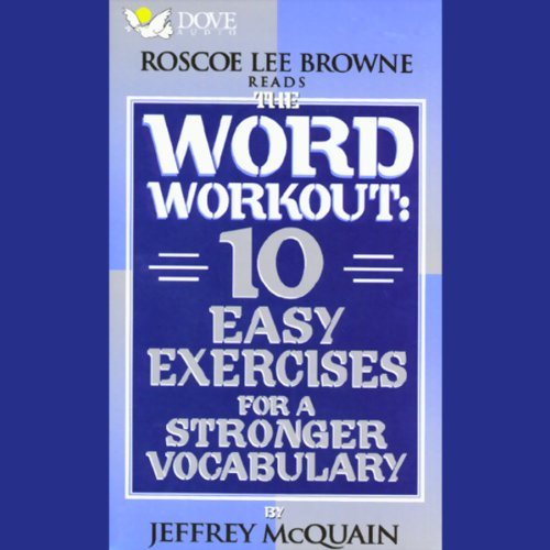 The Word Workout audiobook cover art