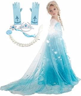 Frozen Inspired Dress