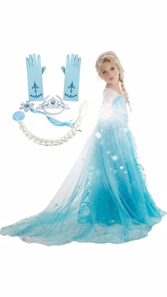 Frozen Inspired Dress