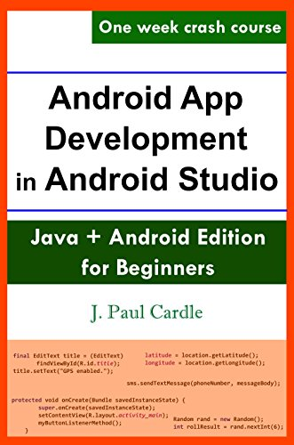 22 Best Android Development Ebooks For Beginners Bookauthority