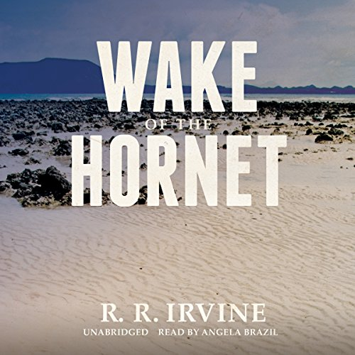 Wake of the Hornet audiobook cover art