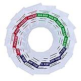 15-Pack pH Meter Buffer Solution Powder for Precise and Easy PH Calibration, PH Calibration Powder Solution 6.86,4.01,9.18