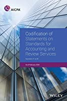 Codification of Statements on Standards for Accounting and Review Services, Numbers 21 - 25 (AICPA)