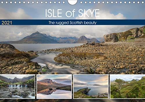 Isle of Skye (Wall Calendar 2021 DIN A4 Landscape)
