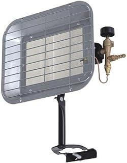 Perel FT5130- Calefactor radiante de gas, 4500W