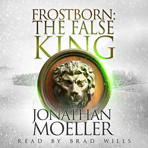 Frostborn: The False King cover art