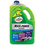 Turtle Wax 50597 Max Power Car Wash - 100 oz.