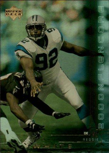 2000 Upper Deck Encore Football Card #33 Reggie White