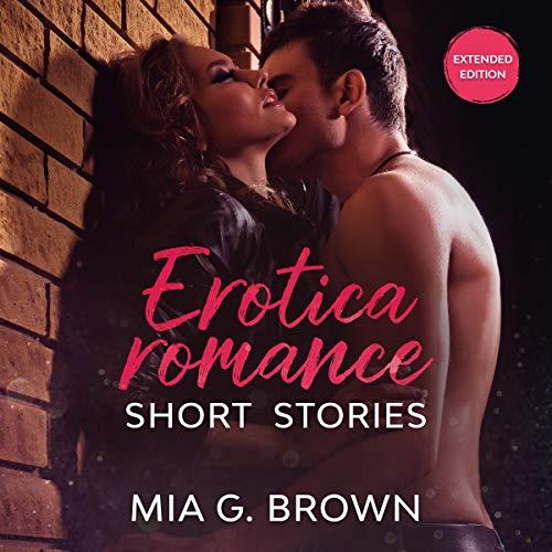 Erotica Romance Short Stories cover art