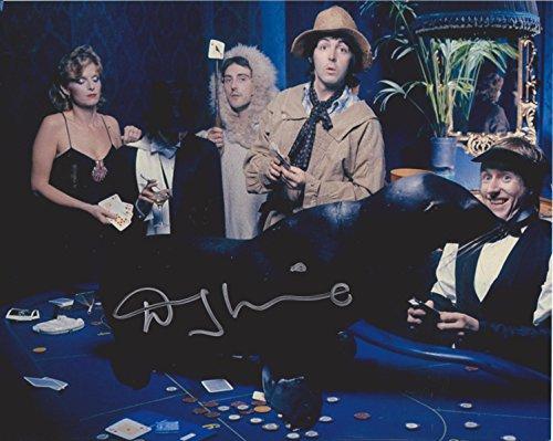 Denny Laine of Paul Mccartney & Wings #22 Original Autographed 8X10 Photo