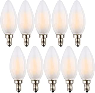 chandelier dimmable led bulb
