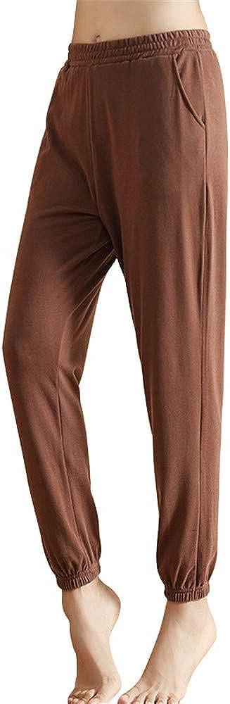Dizadec Thermal Underwear Pants for Women, Thermal Pants for Women Fleece Lined Leggings Underwear Soft Bottoms