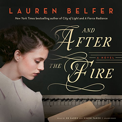 And After the Fire audiobook cover art
