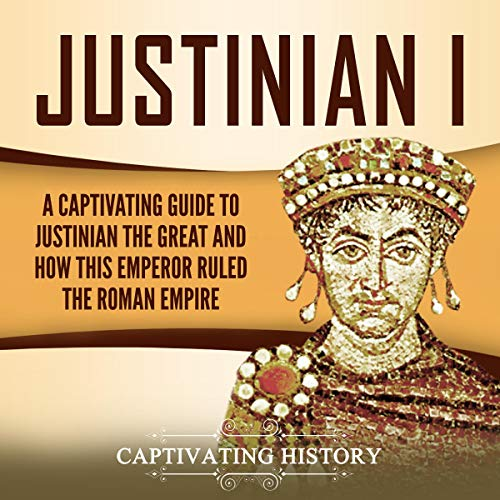 Justinian I cover art