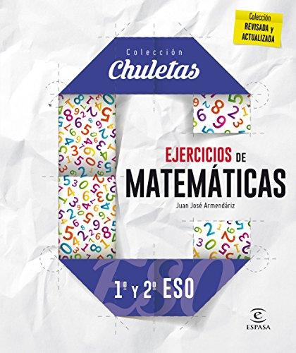 Ejercicios matemáticas 1º y 2º ESO