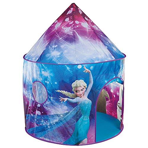 John 75118 - My Starlight Palace Die Eiskönigin mit drehendem Disco Licht