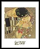 Germanposters Gustav Klimt Der Kuss (24x30cm) Poster Bild