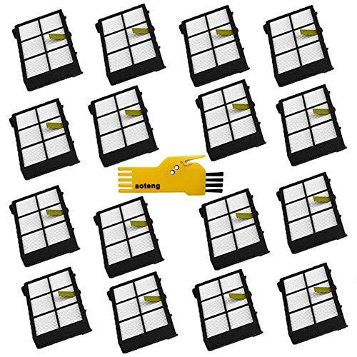 Filtri HEPA per iRobot Roomba Series 800 900 805 860 866 870 880 980 Accessori