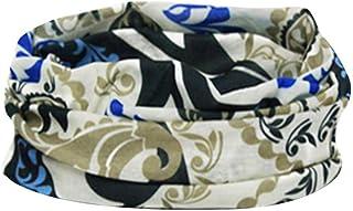 Renile Face Cover Schlauchschal Radfahren Standardversiegelte mit Filterleistung Kopftuch Gesichts Wiederverwendbare Waschbar Stirnband Halsabdeckung