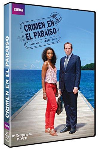 Crimen en el paraíso - Temporada 2 [DVD]