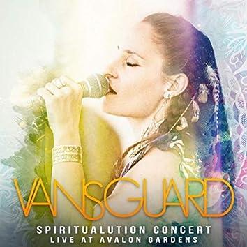 Spiritualution Concert (Live at Avalon Gardens)