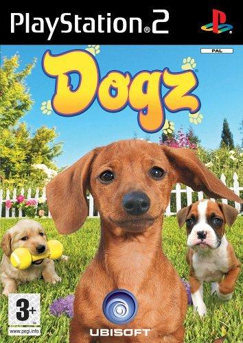Dogz (PS2) by UBI Soft