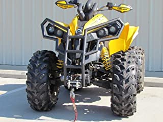 Wild Boar ATV Parts Can-am Rengade 500-570-800-850-1000 2012-up Stealth Bumper