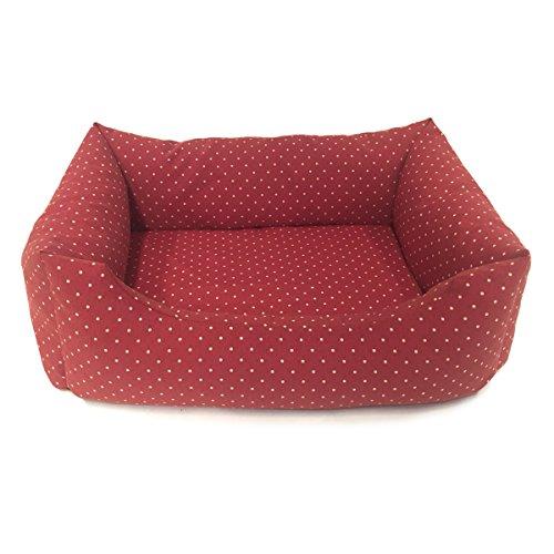 Consentida CN205220 Kinderbett Brick Doti T-4, 74 x 59 x 20 cm, L, rot