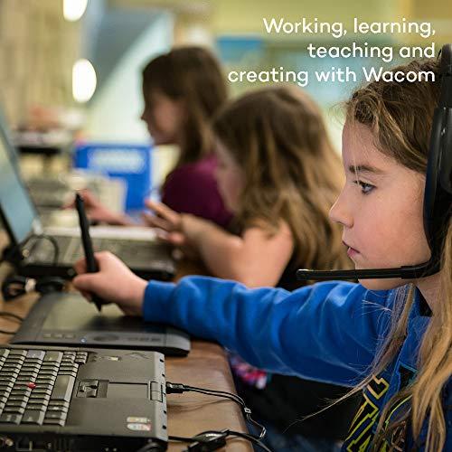 Wacom One CTL-472-N Creative Pen Tablet zum Zeichnen Schwarz, Größe S - 7