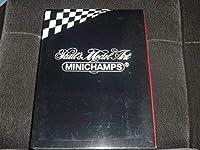 MINICHAMPS英語本&1/43 Porsche 911GT Street 1996 白