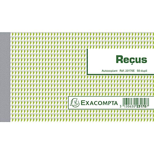 "EXACOMPTA Manifold""ReÁus"", 105 x 180 mm, dupli VE = 1"