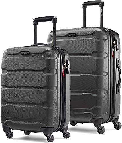Our #5 Pick is the Samsonite Omni PC Hardside Expandable Spinner Luggage Set