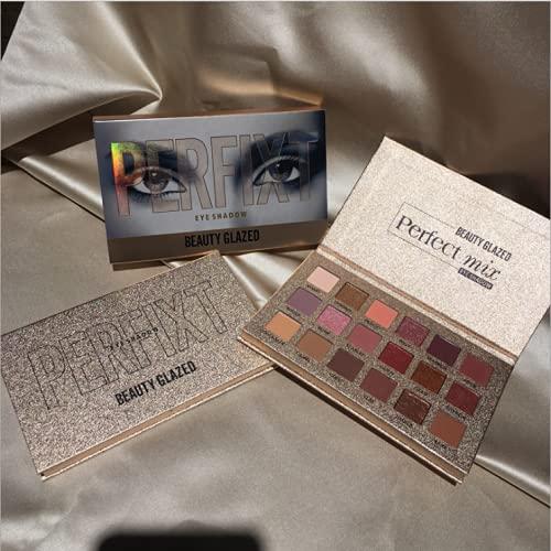 Eyeshadow 18 Colors New Eyeshadow Ins Multicolor Desert Rose Eyeshadow Pan Mashed Potatoes