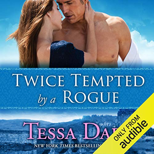 Twice Tempted by a Rogue: The Stud Club Trilogy, Book 2