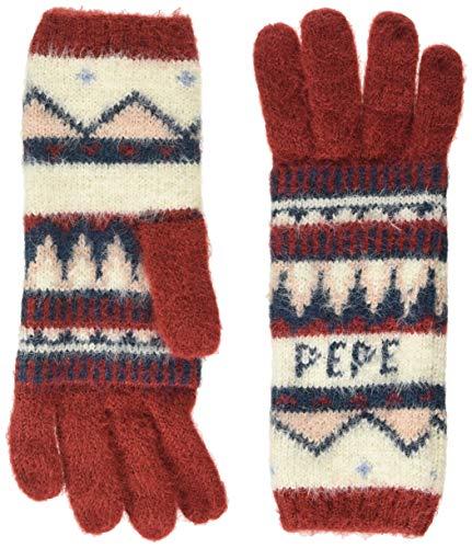 Pepe Jeans Mädchen Olivia Gloves Handschuhe für kaltes Wetter, 0AA, M