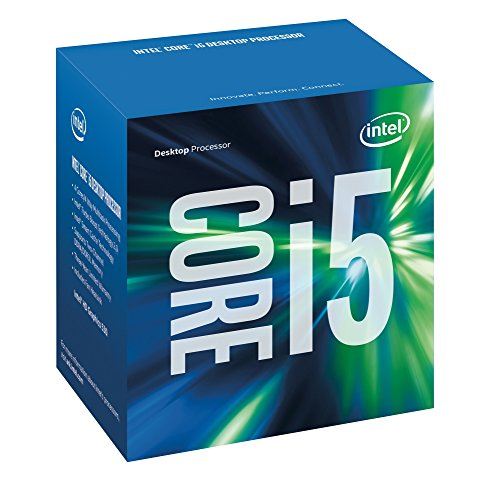 INTEL Core I5-6400 2,7GHz LGA1151 6MB Cache Boxed