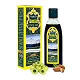 Amla Oil - Brahmi Oil - Blend of Brahmi and Amla Herbal Oil - Keeps the Hair Cool(Hair Oil for Hair Growth) - all Natural - Herbal Therapeutic Grade - 6.76 Ounces, Vaadi Herbals