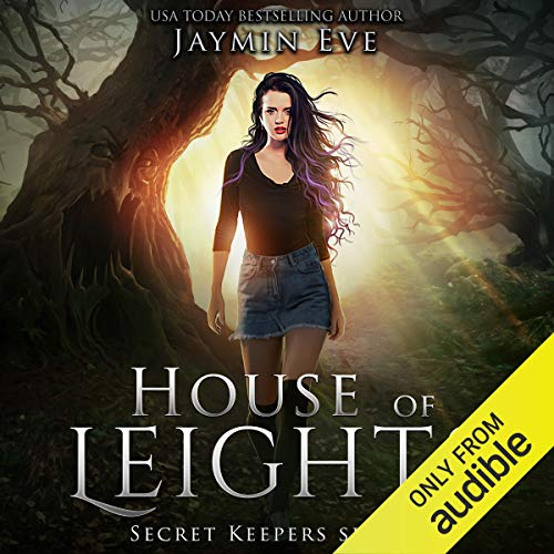 House of Leights Audiobook By Jaymin Eve cover art