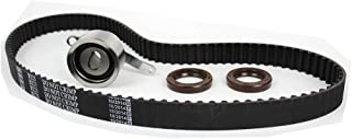 DNJ TBK296 Timing Belt Kit/For 1992-1995 / Honda/Civic / 1.5L / SOHC / L4 / 16V / 1493cc / D15Z1