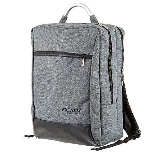 Rucksack Notebook Tasche Business Laptoptasche Damen Herren Backpack Laptoprucksack Mikrofaser Reinigungstücher für Monitor und Brillen