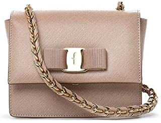 Luxury Fashion | Salvatore Ferragamo Womens 600207 Pink Shoulder Bag | Fall Winter 19