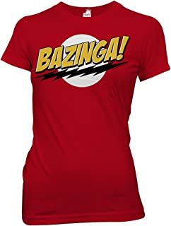 bazinga t shirt women's