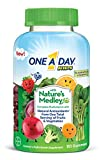 One A Day Kids with Nature's Medley, Complete Children's Gummy...