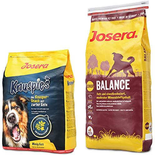 Josera 15 kg Balance 900 g Knuspies