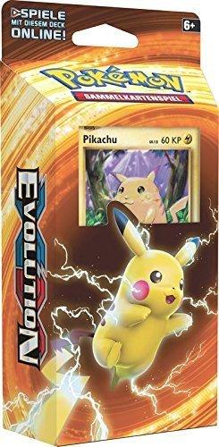 Preisvergleich Produktbild Pokemon 25875 Pokémon Sammelkarten