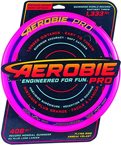 Aerobie 13C12 13' Pro Flying Ring Assorted Colors