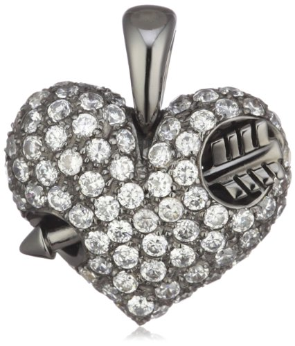 Preisvergleich Produktbild Heartbreaker Damen-Anhänger My only one 925 / -Sterling Silber - LD AT 52-B