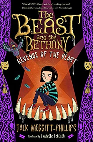 book cover of Revenge of the Beast