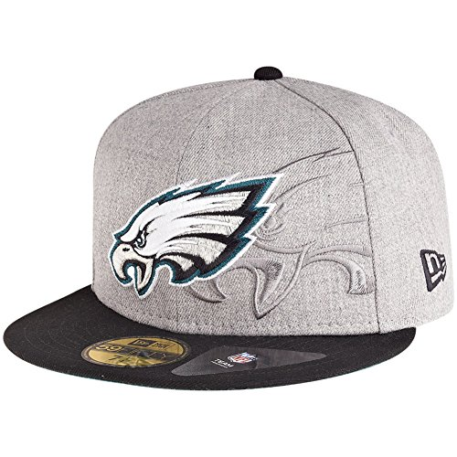 New Era 59Fifty Cap Screening Philadelphia Eagles - Gorra (talla 7 1/8)